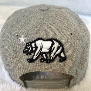 Accessories - California Republic SnapBack Hat